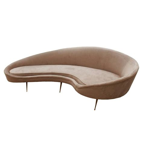 ico parisi sofa sofa in the style of ico parisi for sale at 1stdibs