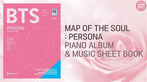bts map   soul persona piano full album