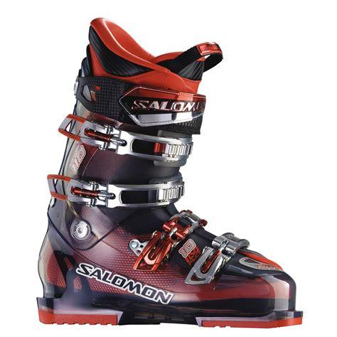 salomon ski boots salomon impact 10 ski boots 2009 evo outlet