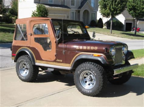 1980 Jeep Cj5 For Sale Jeep Cj 1980 Jeep Cj5 Laredo V8 69k Original Rust Free