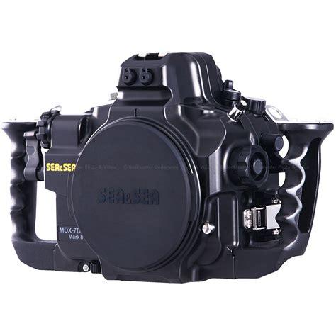 Canon Eos 7d Ll sea sea mdx 7dmkii underwater housing for canon 7d ii digital slr