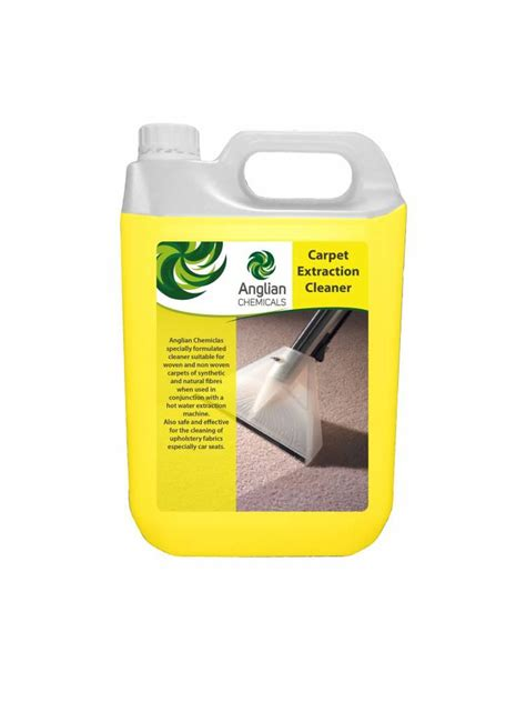 carpet extraction cleaner carpet cleaning from anglian chemicals