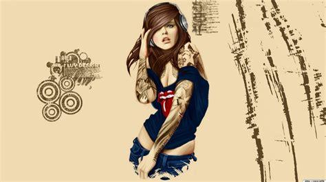 tattoo girl wallpaper 1920x1080 die 63 besten tattoo hintergrundbilder