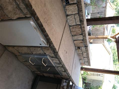 Summer Work Updates: Wood Look Tile, Outdoor Kitchen