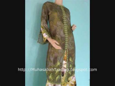 Abaya Murah Set Abaya Bunga Tumpuk By Mira Jaya 001 senarai pemborong wholesale tudung abaya collection modern