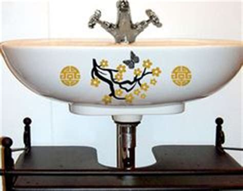 bathroom sink decals 1000 images about bathroom decals on pinterest decals