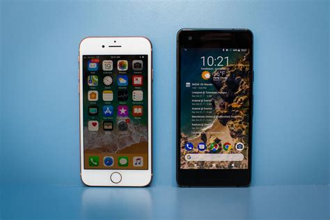 iphone v pixel 5 reasons why iphone 8 is better than the pixel 2 thyblackman
