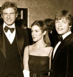 Harrison Ford Carrie Fisher Carrie Fisher S Warning To You Whipper Snappers