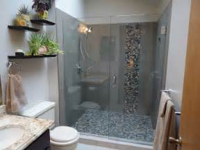 Walk In Bathroom Shower Designs by 15 Sleek And Simple Master Bathroom Shower Ideas Model