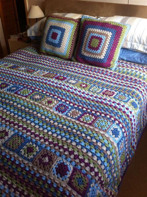 Crochet Square Blankets by Blanket Crochetime