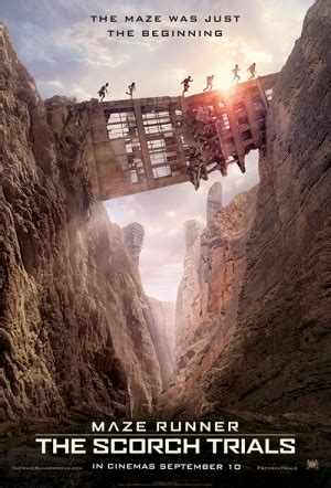 review film maze runner the scorch trials indonesia maze runner the scorch trials available on dvd blu ray