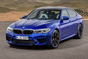 bmw m5 2018 revealed ahead of frankfurt car news carsguide