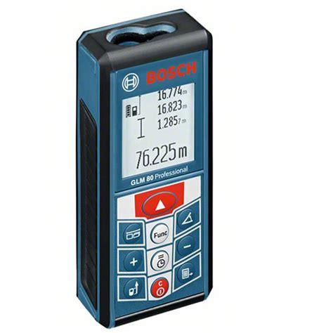 Distance Meter Bosch laser distance meter glm 80 pce instruments