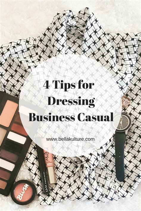 7 Tips On Dressing Those by 4 Tips For Dressing Business Casual Elletopia