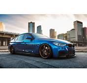 BMW 335i Voiture De Tuning F30 Ville HD Papier Peint Bureau &233cran