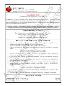 Resume Sles Special Education Paraprofessional Aid Resume Sales Lewesmr