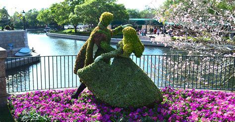 Disney Flower And Garden Epcot International Flower Garden Festival Expands To 90 Days In 2016