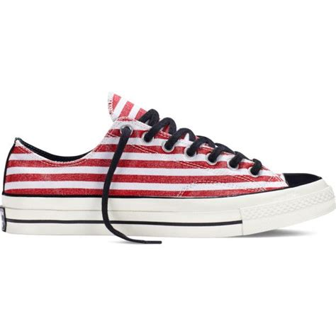 Converse Chuck 1970s Peace converse chuck all 1970 peace flag midnight navy 85 liked on polyvore