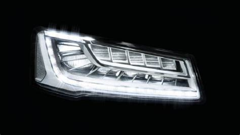 toyota matrix led headlights audi a8 india price review images audi cars