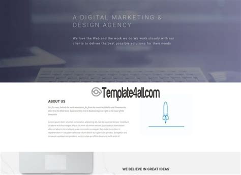 pr portfolio template free html website templates