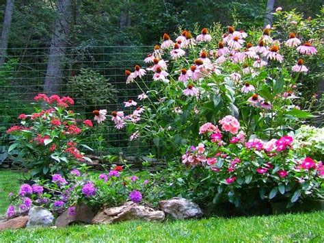 Flowering Perennials For Shade Gardens Perennial Flower Gardens For Shade Landscaping Gardening Ideas