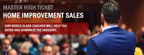 sales sniper high ticket home improvement