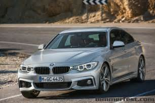 Bmw 4 Series 2015 The 2015 Bmw 4 Series Gran Coupe Bimmerfest