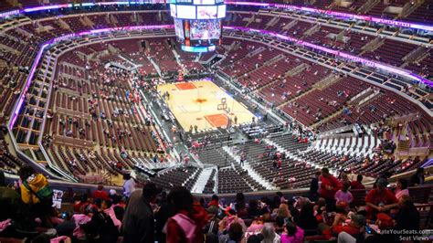section 328 united center united center section 328 chicago bulls rateyourseats com