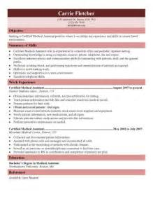 healthcare resume free exles of resumes for