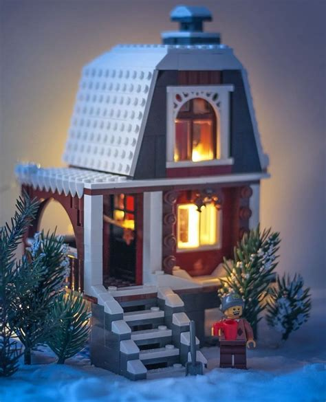 winter cottage lego 25 best ideas about lego on