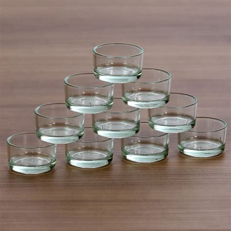 Glas Teelichthalter by Teelichthalter Teelichtgl 228 Ser 40mm Teelicht Glas T 252 Lle