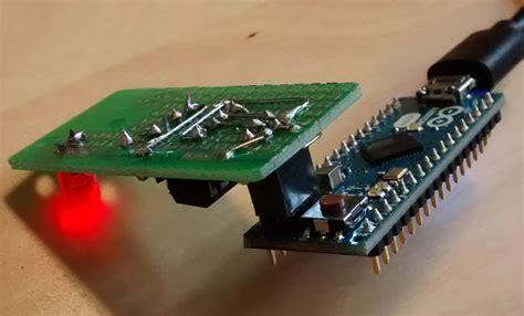 decoupling capacitor attiny arduino programme transferred to attiny a victory