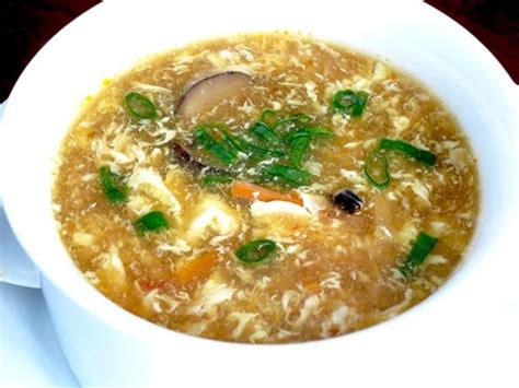 vegetarian and sour soup recipe vegetarian and sour soup gluten free recipe food