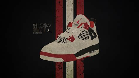 Vintage Nike Wallpaper Nike Retro 4 Wallpaper Hd By Junkdesign On Deviantart