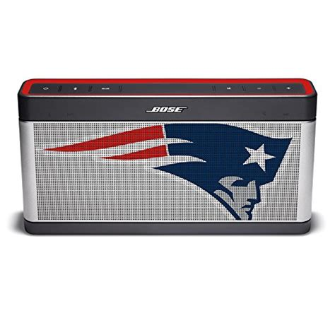 Limited Edition Speaker Rokok Advance limited edition soundlink bluetooth speaker iii nfl