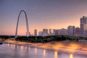 St Louis St Louis Skyline Traveling