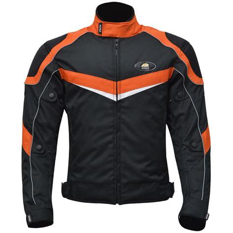 mens waterproof bike jacket mens motorbike waterproof jacket black orange large
