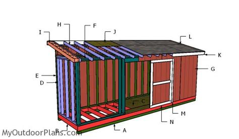 Wooden Shed Plans Free Download