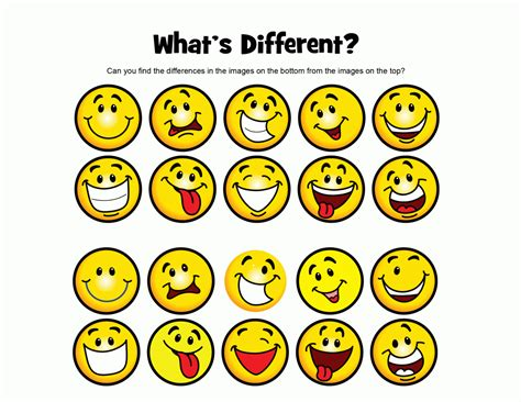 emoticons printable list free coloring pages of excited smiley face