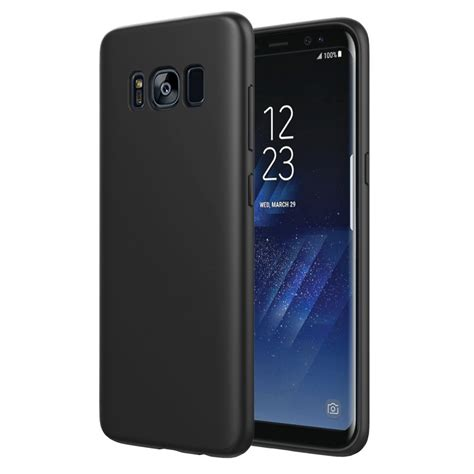 Samsung S8 Plus Slim Matte Soft Quality Black wholesale samsung galaxy s8 plus tpu soft black