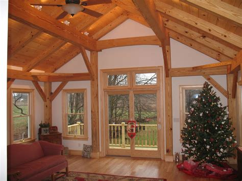 How To Frame A Room by Timber Frame