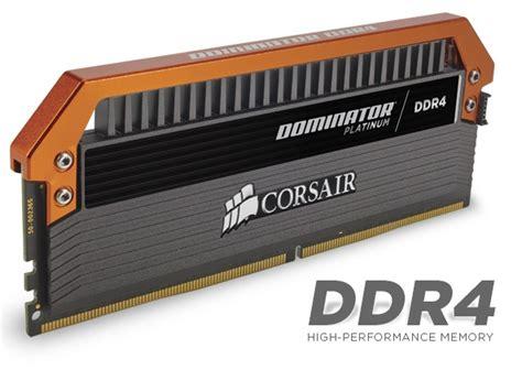 Memory Ram Ddr4 Corsair Dominator Platinum Rog Cmd16gx4m4b3200c16 4x 1 corsair preparing 3400mhz ddr4 dominator platinum memory modules