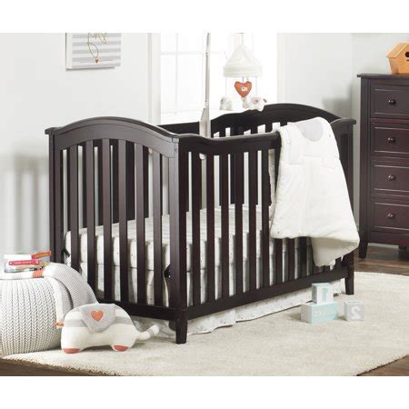 sorelle berkley 4 in 1 crib reviews sorelle berkley classic 4 in 1 crib espresso walmart