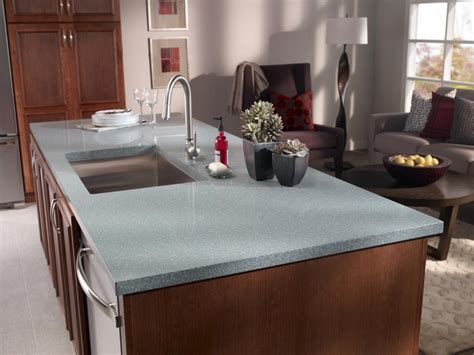Countertops Options by Corian Kitchen Countertops Kitchen Designs Choose Kitchen Layouts Remodeling Materials Hgtv