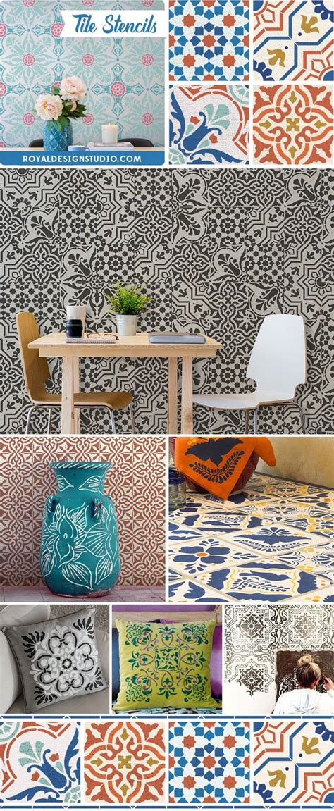 pallet pattern in spanish paint floors walls and kitchen backsplash with diy faux