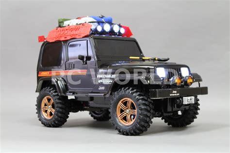 tamiya rc jeep tamiya 1 10 rc jeep wrangler expedition cc 01 4x4 4wd rtr