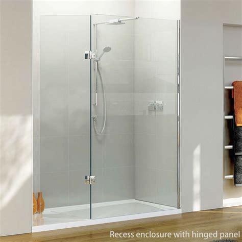 Matki Shower Door Matki Boutique Recess Walk In Shower Enclosure Uk Bathrooms