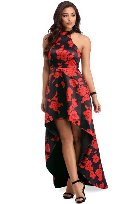 Dress Roses Black sale viola black dress