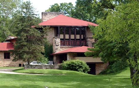 wisconsin house take an interactive tour of frank lloyd wright s taliesin