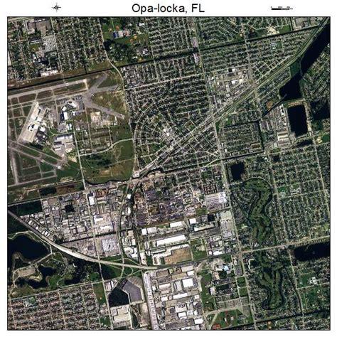 opa locka fl aerial photography map of opa locka fl florida
